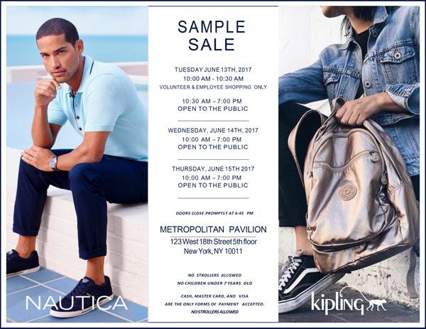 MetPavilion_Nautica_Kipling_Sample_Sale_2017