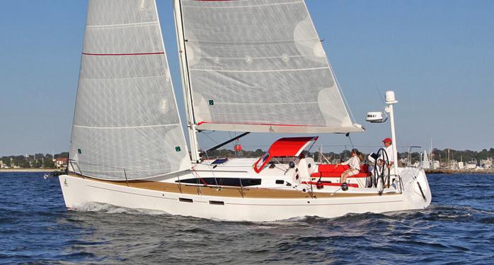 J/122E offshore performance cruiser