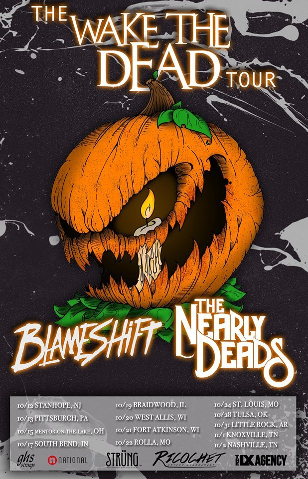 WaketheDeadTour-Blameshift-TheNearlyDeads
