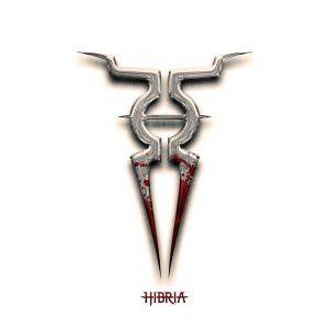 Hibria - Self-Titled 2015 - Album Cover