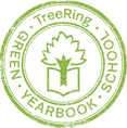 TreeRing Green YearbookSchool