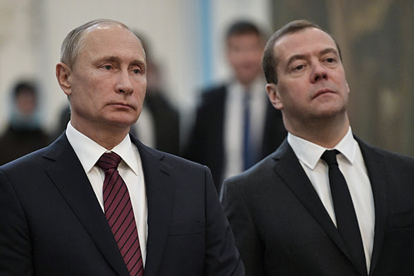 Image result for фото медведев и путин