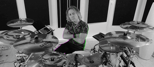Garry King, drummer and producer
