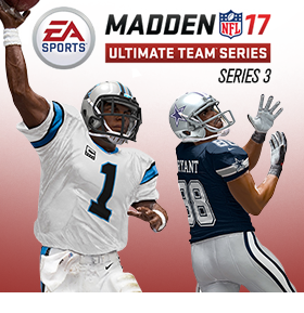 EA SPORTS MADDEN NFL FIGURE SERIES