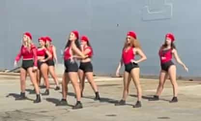 ABC apologises for Australian navy ship twerking video after dancers allege 'deceptive editing'