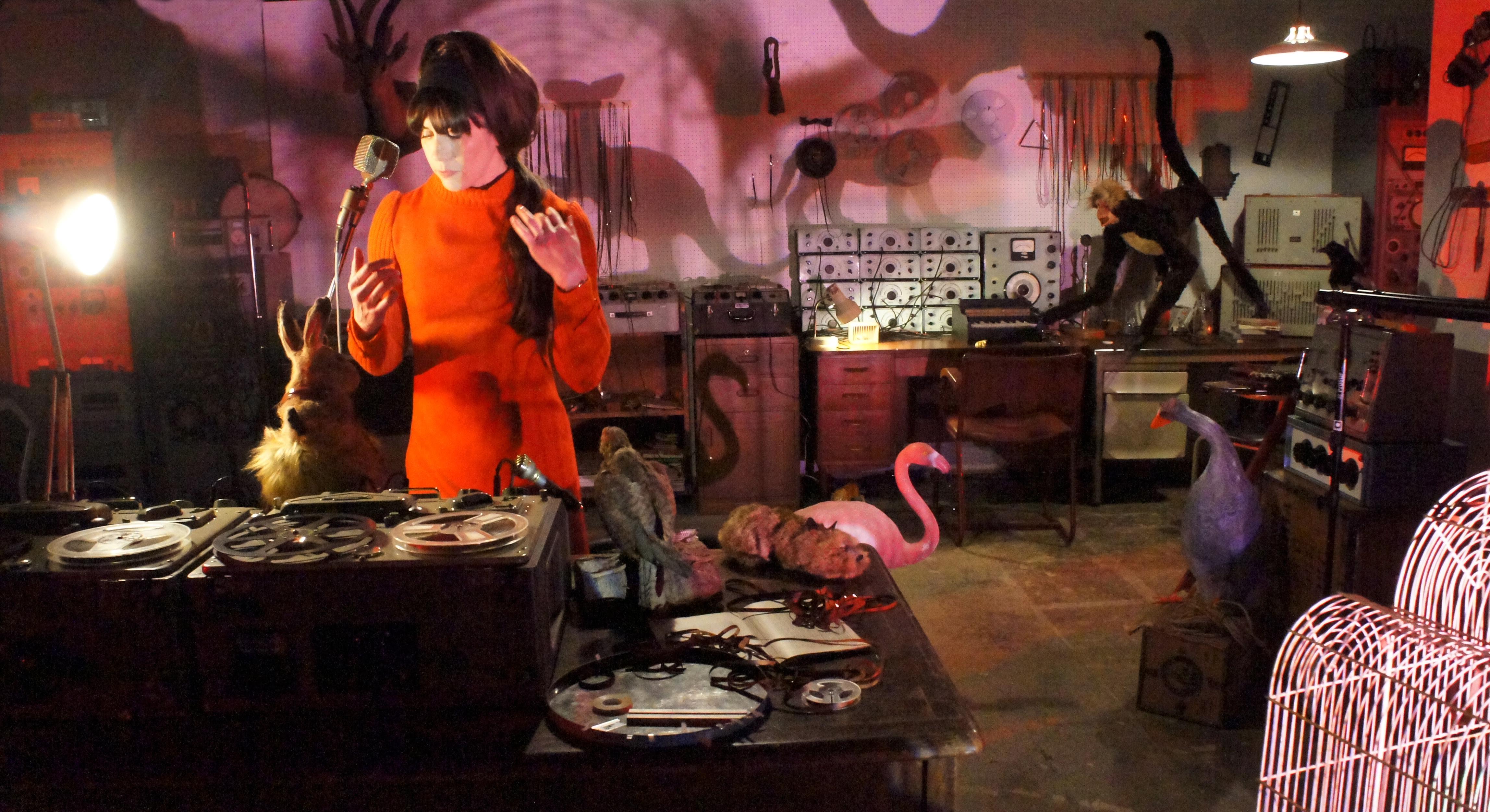 NEWS! New Delia Derbyshire film by Caroline Catz with Cosey Fanni Tutti