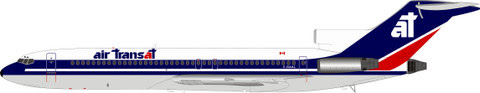 IF722AT0320   InFlight200 1:200   Boeing 727-200 Air Transat C-GAAL (with stand) is due: february 2020