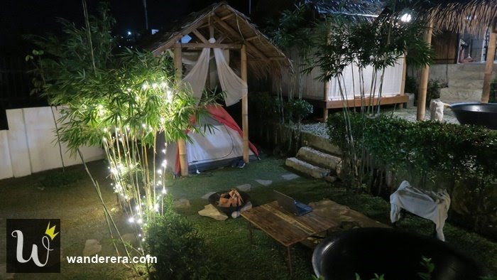 Tagaytay campsites