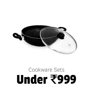 Cookware Sets under Rs.999