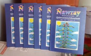 Foto: Página de Facebook de la revista Ñawray