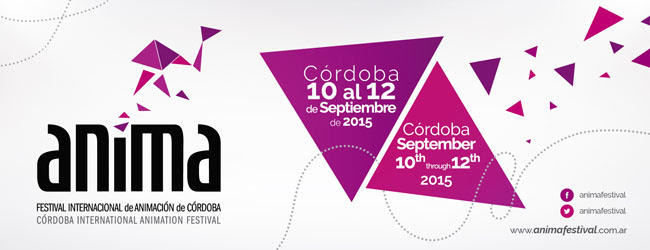 ANIMA, Festival Internacional de Animación de Córdoba | ANIMA, Córdoba International Animation Festival