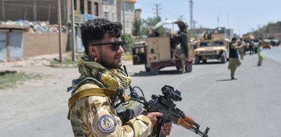 L'AFGHANISTAN ACCUSA GLI STATI UNITI PER IL RITIRO DELLE TRUPPE