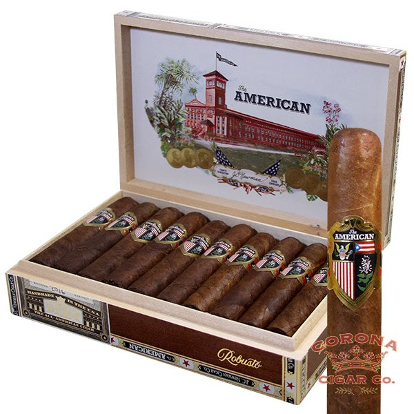 Image of The American by J.C. Newman Robusto