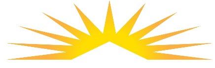 Abode sunburst logo