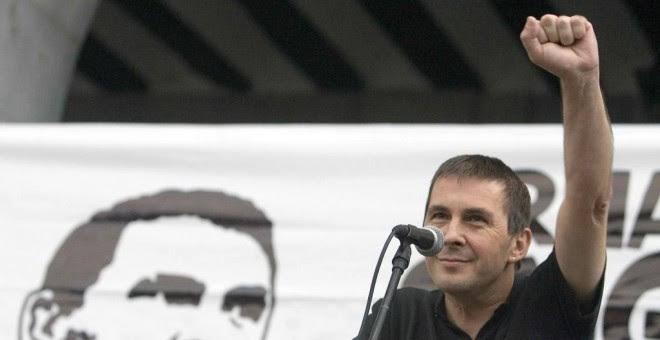 Arnaldo Otegi en una imagen de archivo.- EFE