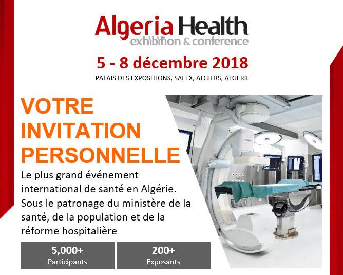 algeria health 2018