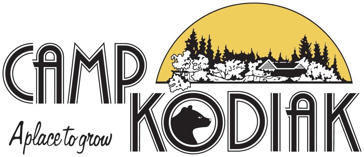 Camp Kodiak Logo Transparent - HIGH RES