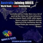 Australia Joining BRICS MEME