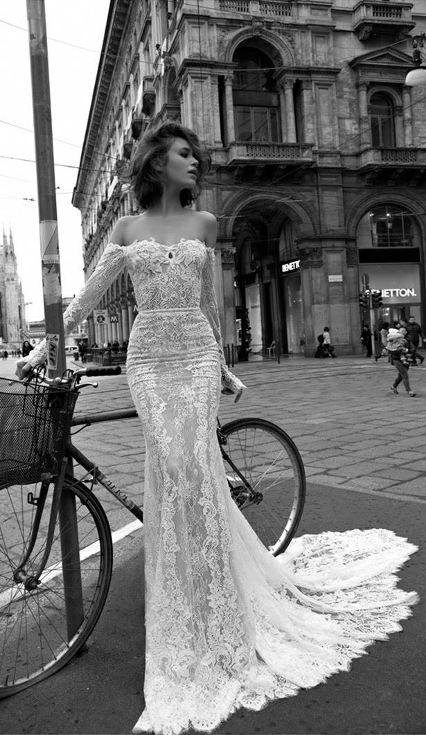 Liz Martinez Bridal Collection - Milan 2015