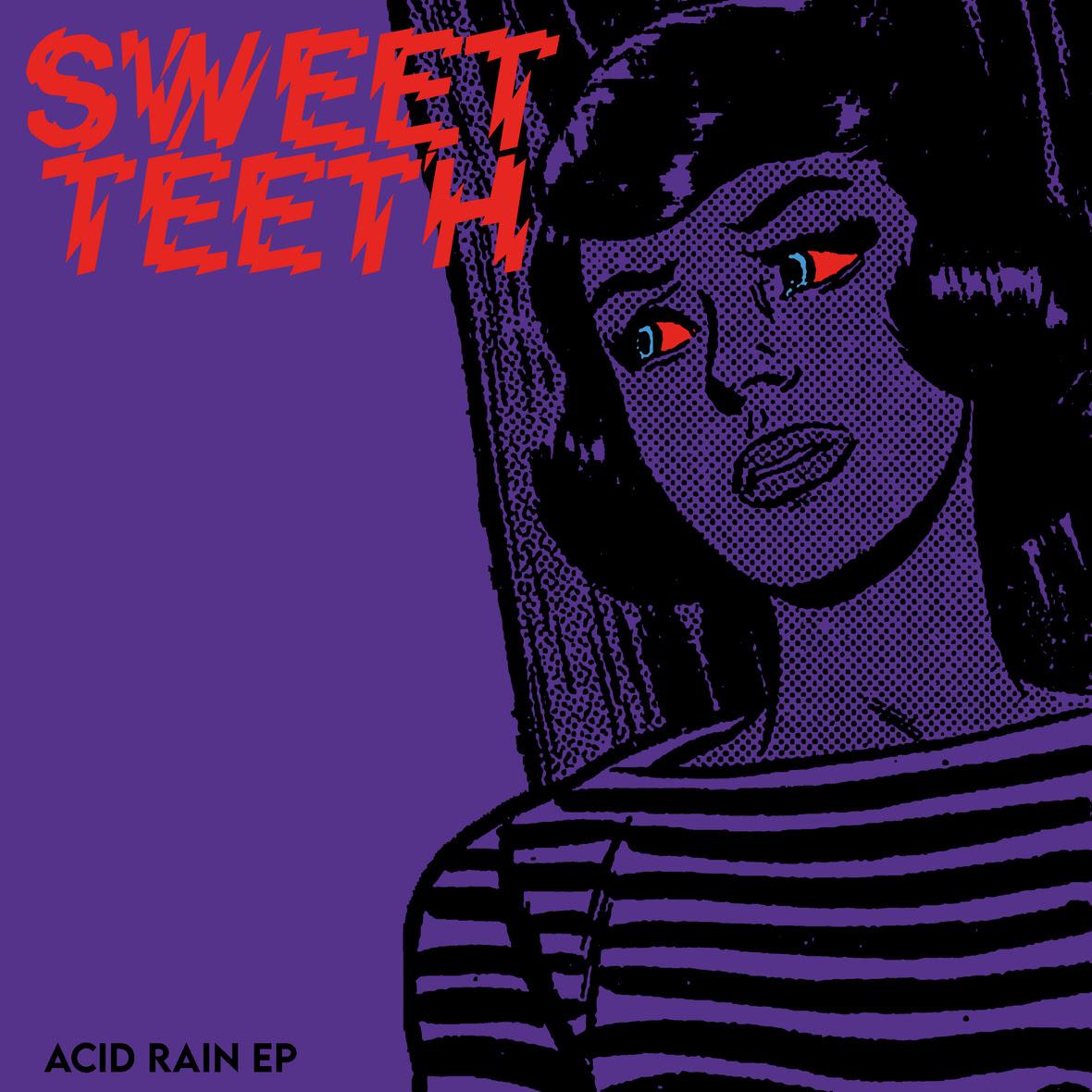 LLY048 - Sweet Teeth - Acid Rain - 3000X3000plixel 300dpi