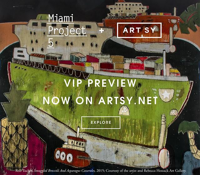 Miami Project & Artsy