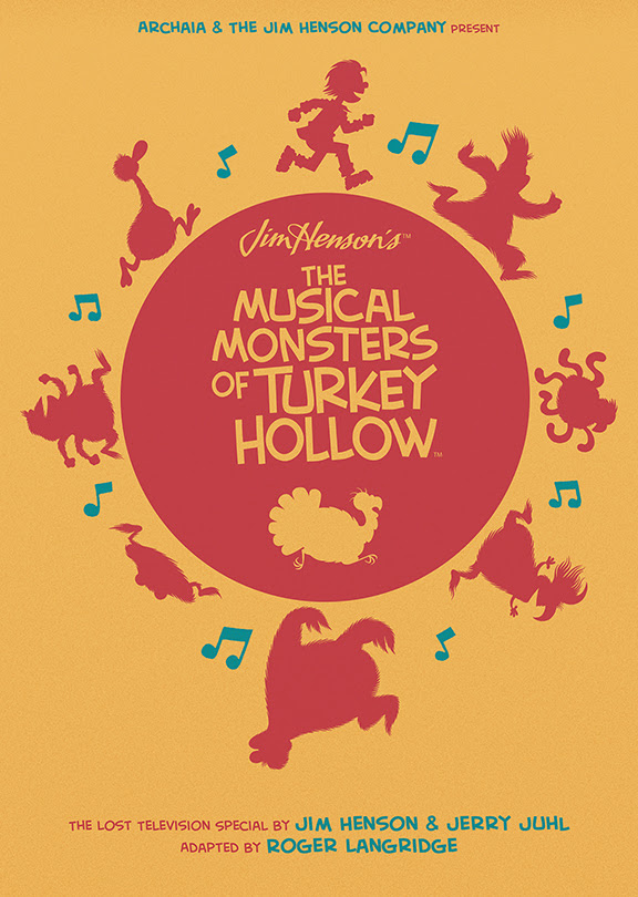 Musical Monsters of Turkey Hollow Preview Book - SDCC