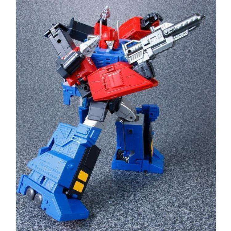 Image of Transformers Masterpiece MP-31 Delta Magnus (Diaclone)