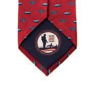 Commemorative tie - back