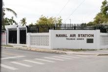 Hai công dân Trung Quốc xâm nhập trái phép căn cứ Hải quân Mỹ