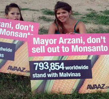 Monsanto's mega-plant killed!