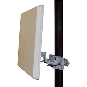 2.4/5 GHz 14 dBi High Density Patch Wi-Fi Antenna