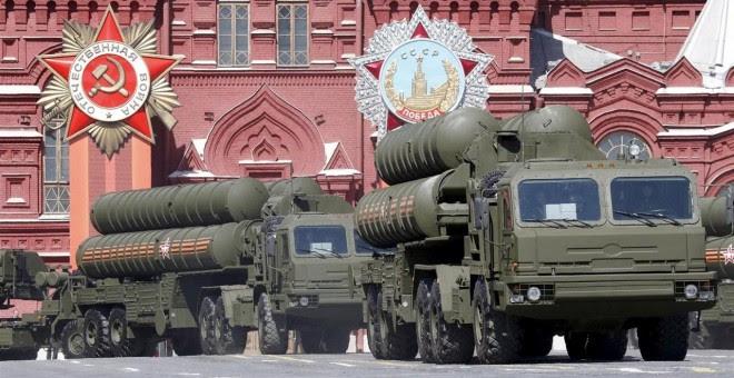Rusia desplegará misiles de largo alcance en su base militar de Siria. EUROPA PRESS
