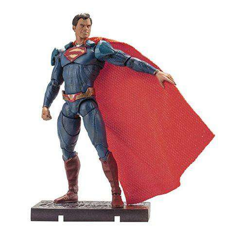 Image of Injustice 2 Superman 1:18 Scale Action Figure - Previews Exclusive - MARCH 2019
