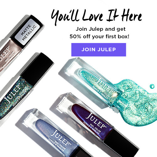 Julep: LAST CHANCE to get Firs...