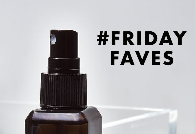 #fridayfave: Keep your makeup.