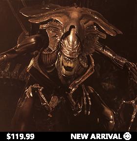 Alien: Resurrection Ultra Deluxe Alien Queen Figure