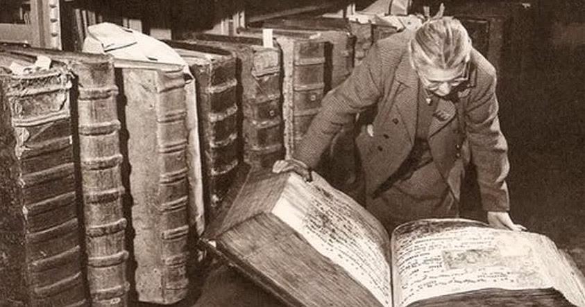 La Biblioteca Gigante del Castillo de Praga: ¿Evidencia de una raza de Gigantes?