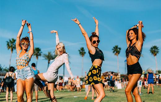 The VIPSERVICEAGENCY Experience // Coachella 2017