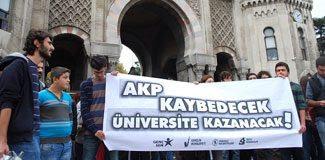 AKP'nin üniversite sevdası gençleri perişan etti