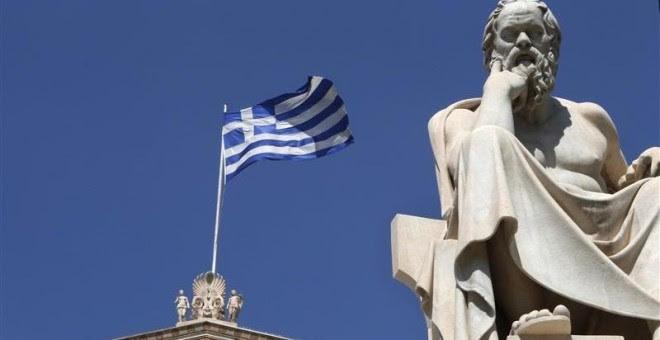 Los griegos votan este domingo quién gestiona el último rescate. Los favoritos: Syriza o Nueva Democracia.