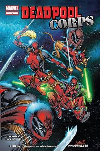 Deadpool Corps #1