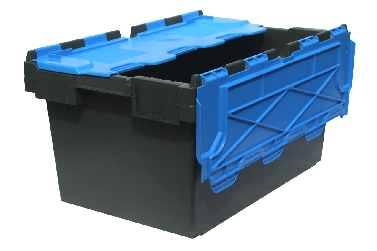 The largest 80-litre attached lid container the GO ALC Removal