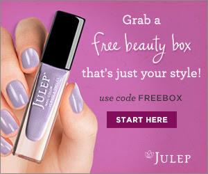 FREE Julep Maven starter box (...