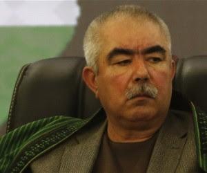 El vicepresidente primero afgano. Foto tomada de  Telegraph