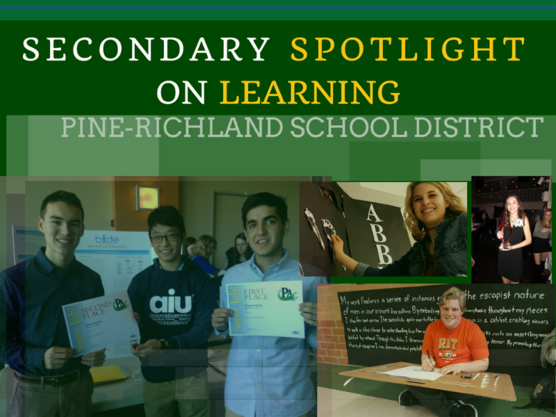 Secondary Spotlight on Learning