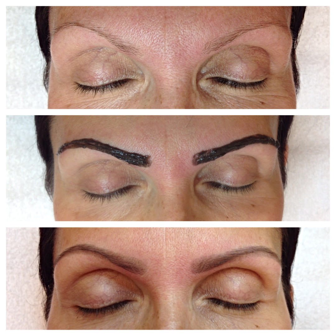 Henna On Your Face Introducing New Henna Eyebrows At Eoy