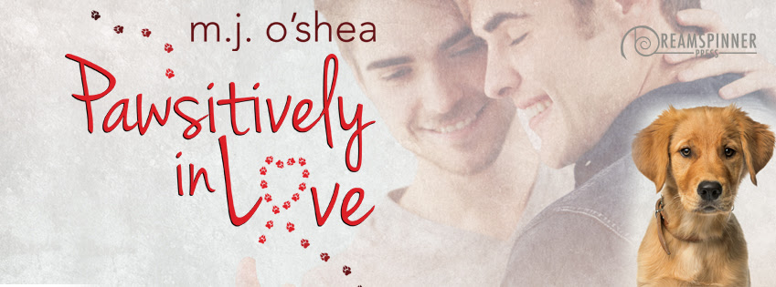 Pawsitively in Love by M.J. O'Shea