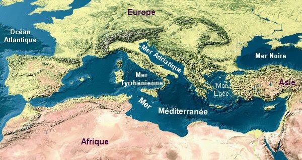 Connaitre la mer et les navires - chroniques et actu Mediterranee
