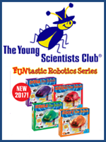 TYSC - FUNtastic Robotics - Save up to 33% + Free Shipping