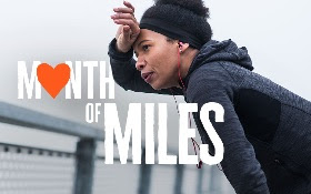 Month of Miles